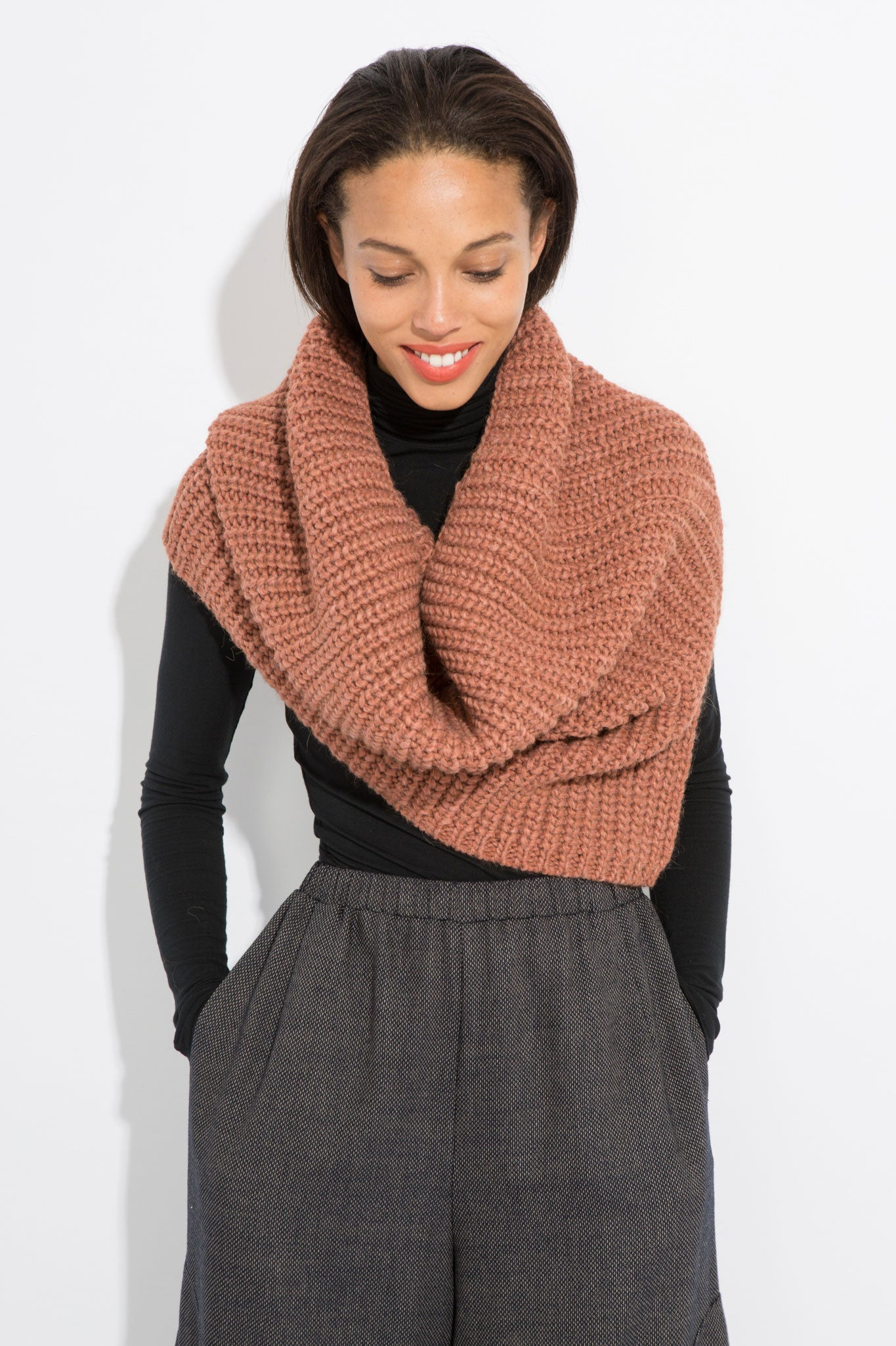 Vita Snood - Sandstone