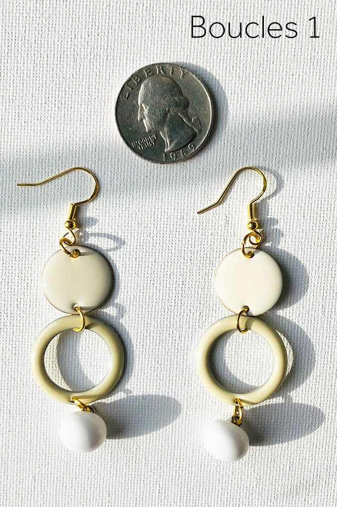 Vintage Earrings - various