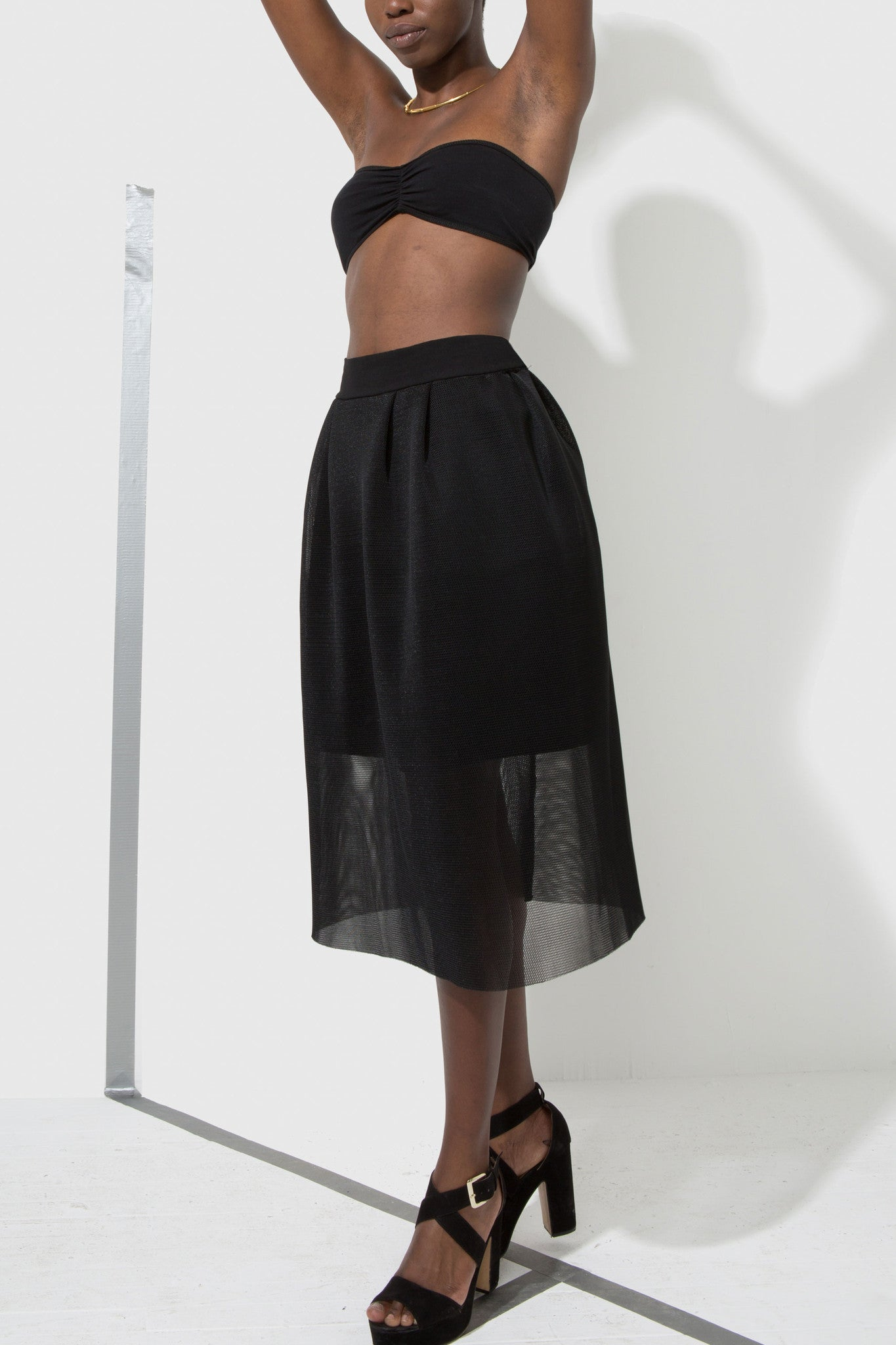 Juliet Mesh Skirt