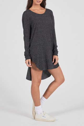 All About It V-Neck Dress