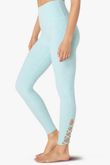 Spacedye Crossed My Mind Midi Legging
