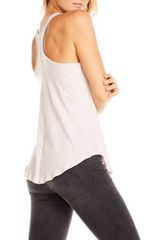 Basic Seamed Muscle Tank