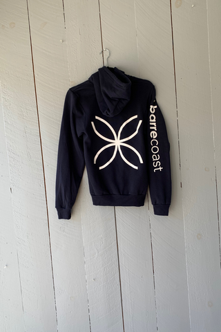 BarreCoast OG Zip Sweatshirt - Navy