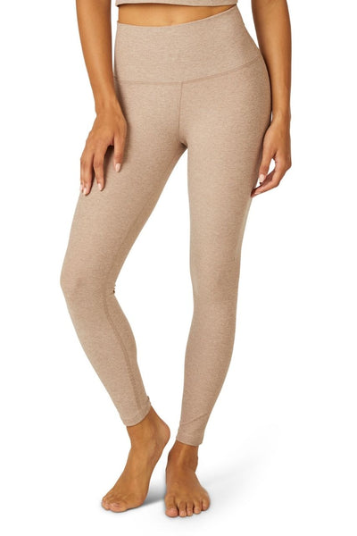 High Waist Midi Legging - Chai Chai