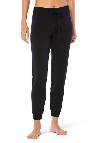 Lounge Around Jogger - Black