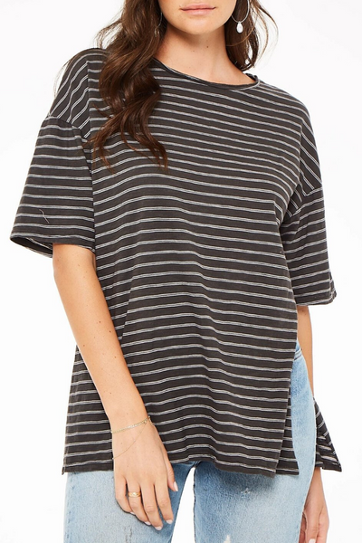 Etta Stripe Tunic