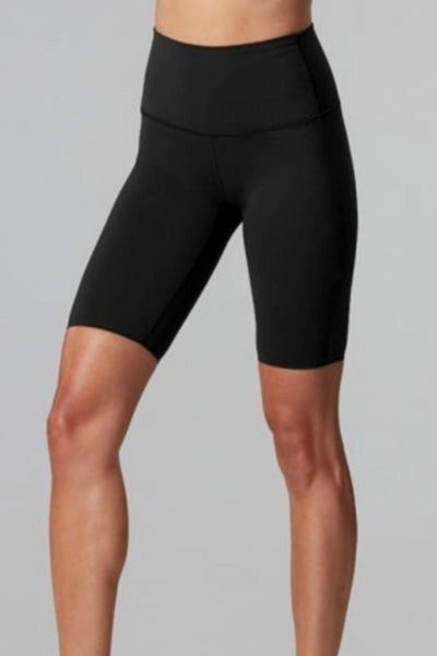 Biker Short - Ebony
