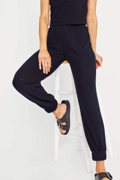 Talking Distance Cozy Pant - Black