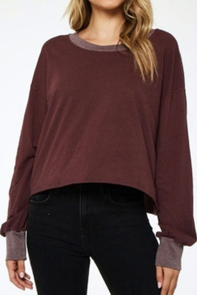 Axel Slouchy Long Sleeve