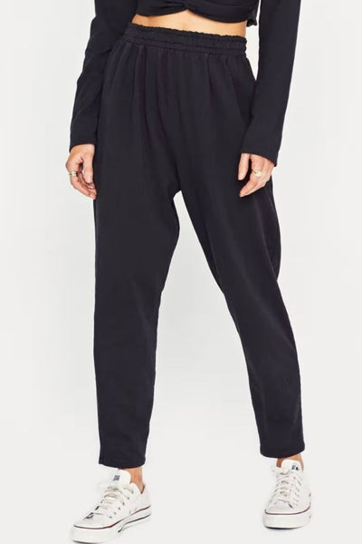 Florence Tapered Pant - Black