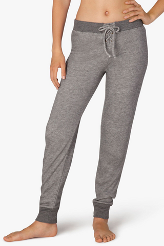 Lasso Tie Long Sweatpant