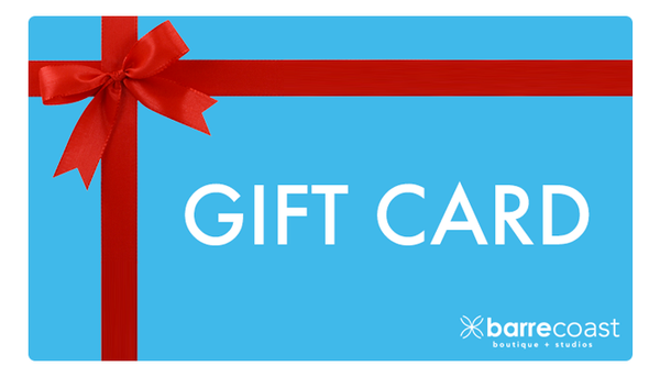 Gift Card for Shop BarreCoast Online