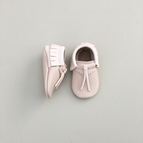 'Biscuit' Baby Moccasins
