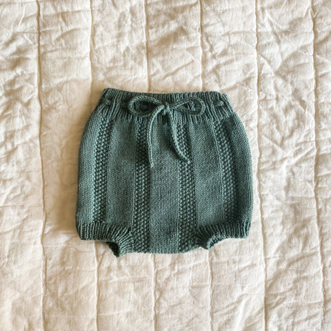 Knit Bloomers • 6 - 9 months