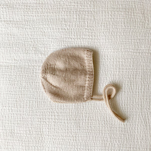 'Fern' Knit Bonnet