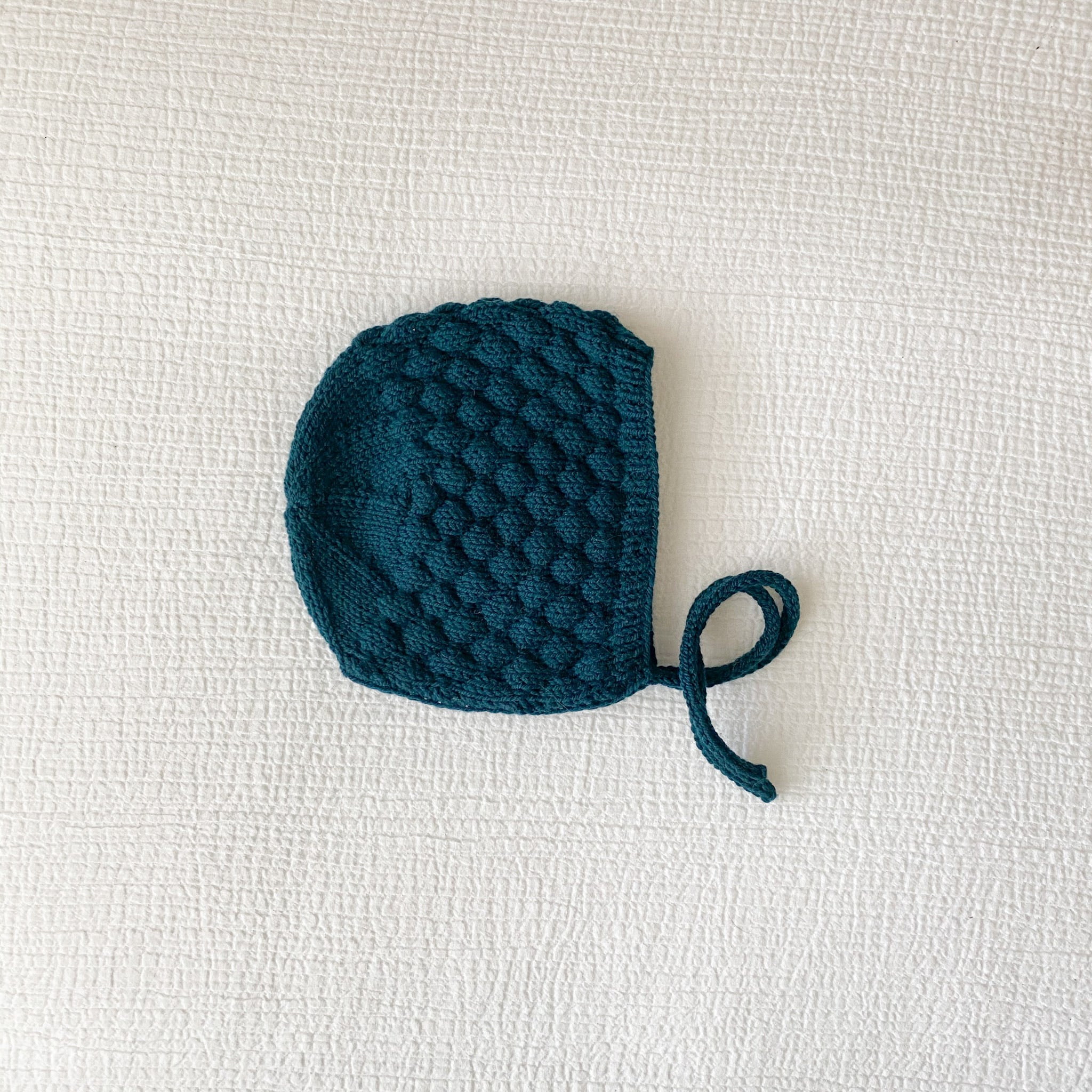 'Rosie' Knit Bonnet