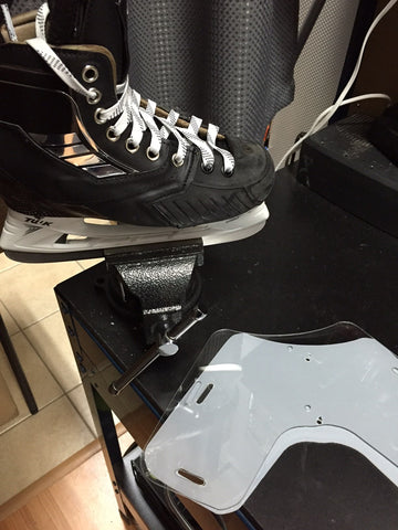 Nash Custom Hockey Skate Wraps Review