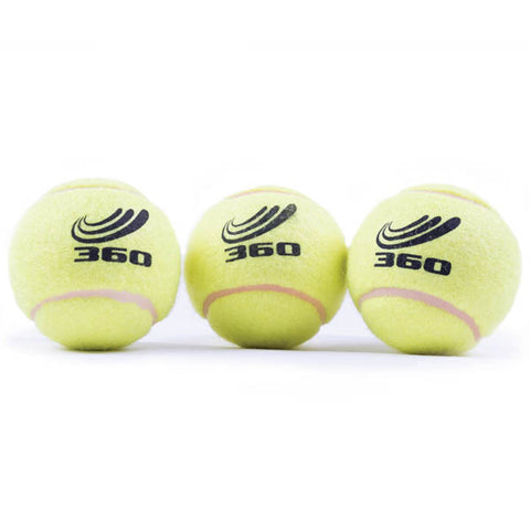 360 Athletics Tennis Balls 3-Pack