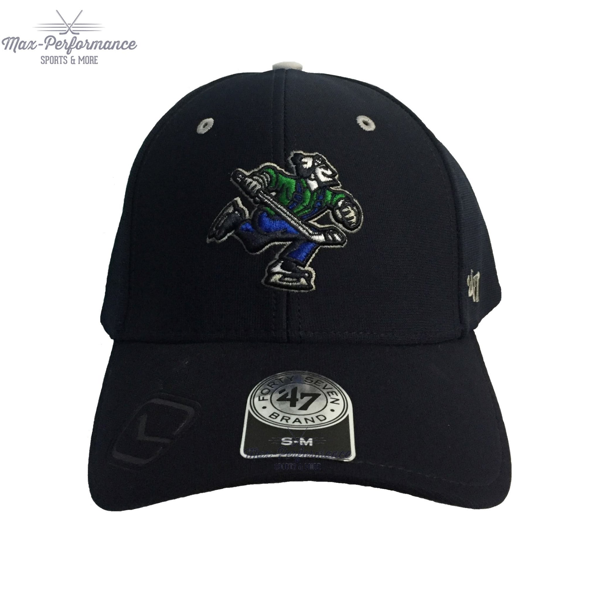 a7a1dc2bed4 47 Brand Vancouver Canucks Johnny Canuck Hat – Max-Performance ...
