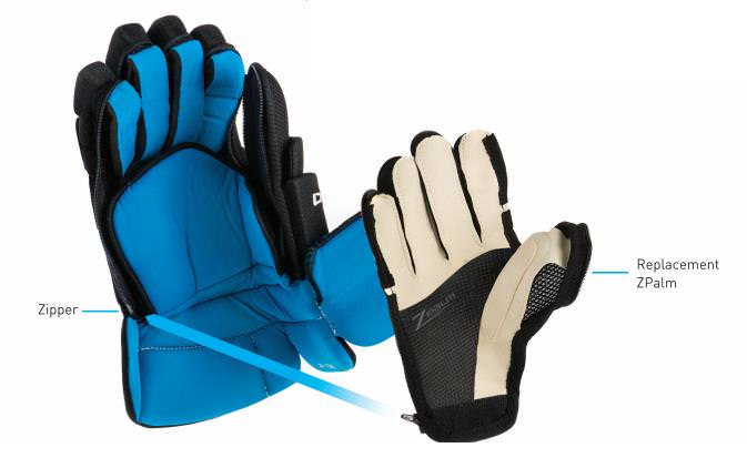 ed62e9c281a True Hockey Z-Standard Replacement Palms – Max-Performance Sports   More