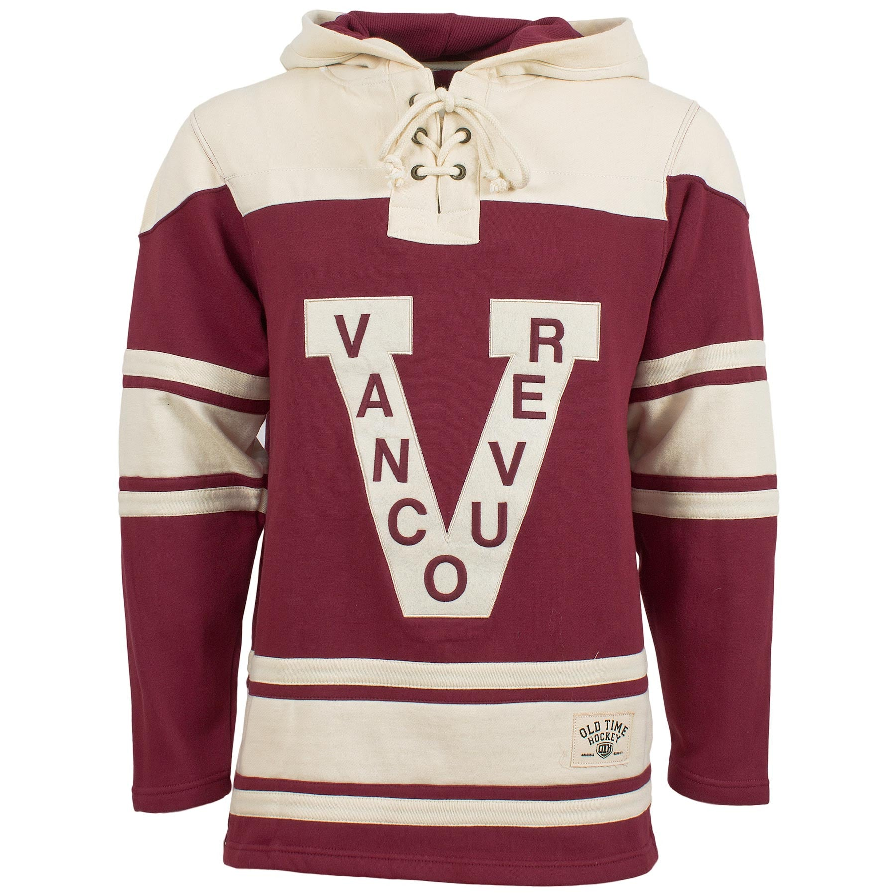 Vancouver Millionaires Old Time Hockey Lacer Jersey Hoodie – Max ... 2150633a5