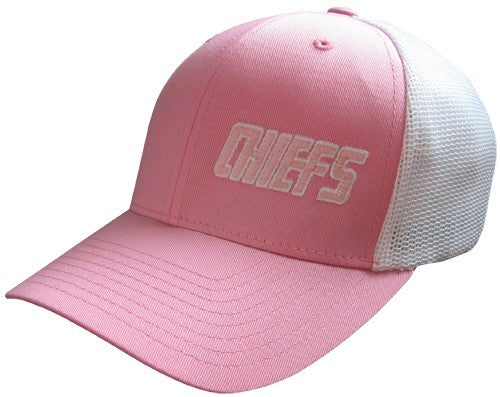 b4cc7423563dc Slap Shot Movie Charlestown Chiefs Hat - Pink – Max-Performance ...