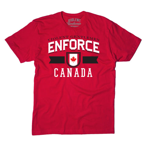 violent-gentlemen-enforce-canada-tshirt