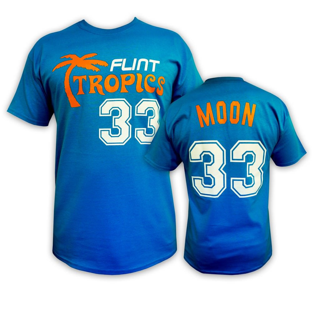 69cfd2c1a92 Semi-Pro Flint Tropics Jackie Moon T-Shirt – Max-Performance Sports ...