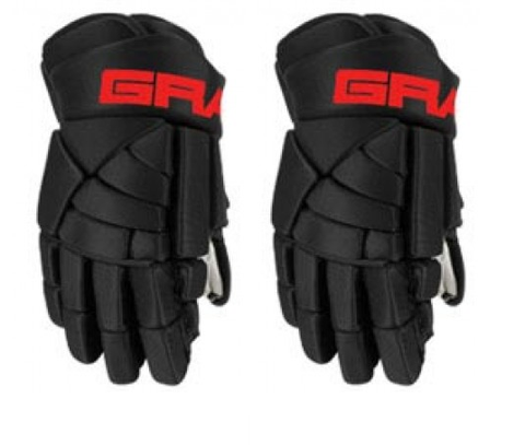 black-and-red-hockey-gloves