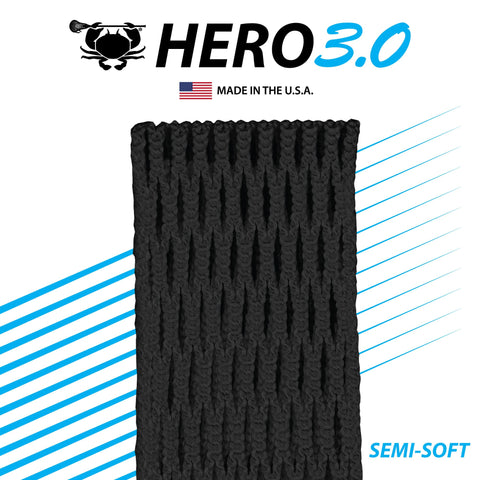 hero-3-lacrosse-mesh-semi-soft-black