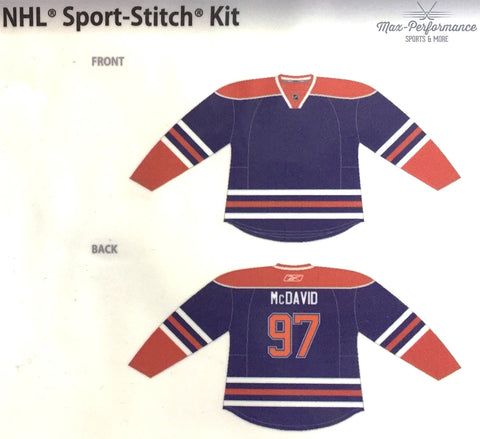 mcdavid-name-number-kit