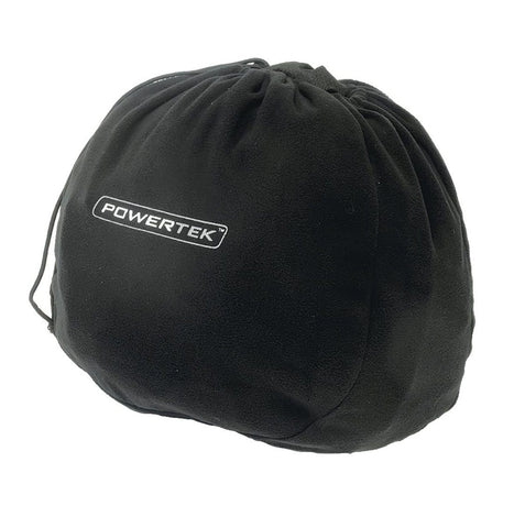 Powertek Fleece Hockey Helmet Bag