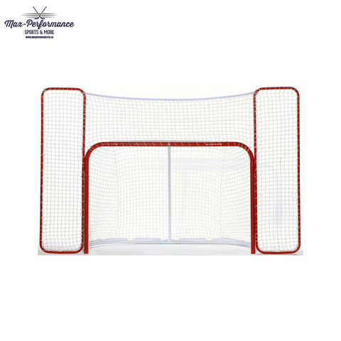 hockey-net-with-backstop-mesh-vancouver