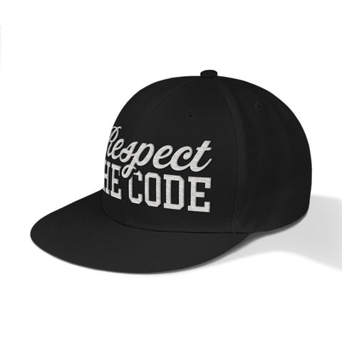 Violent Gentlemen Respect the Code Snapback Hat