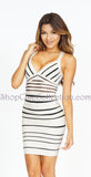Julianna Bandage Dress -bandage