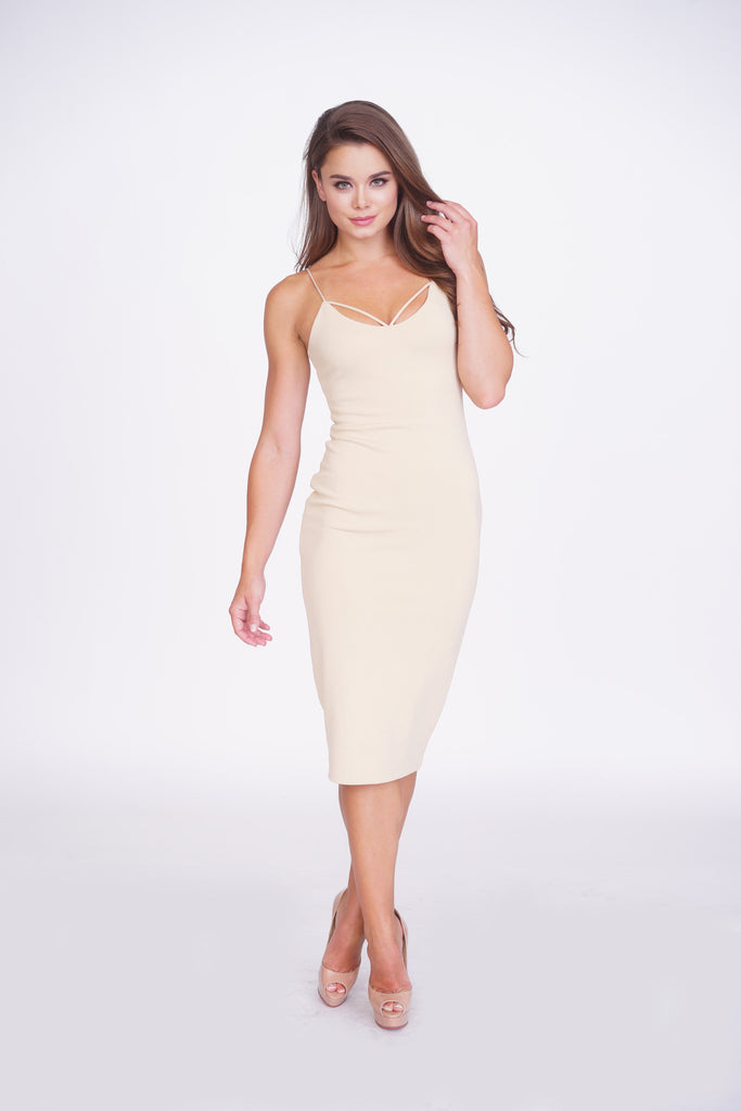 Bombshell Bodycon Dress -dresses
