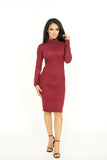Starlet Suede Dress -dresses
