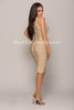 Jaelyn Bandage Dress -Bandage