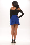 Kora A-line Bandage Skirt -bottoms