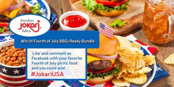 Jokari Fourth of July BBQ-Ready Bundle Giveaway