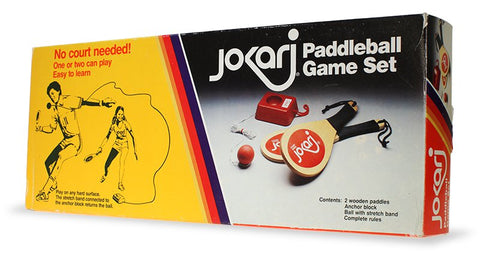 Jokari Paddleball Game Set