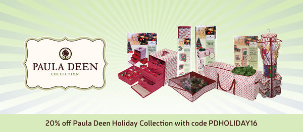 Paula Deen Holiday Collection Promo Code