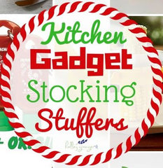 Kitchen Gadget Stocking Stuffers