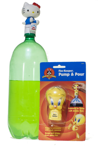 Fizz Keeper Pump and Pour