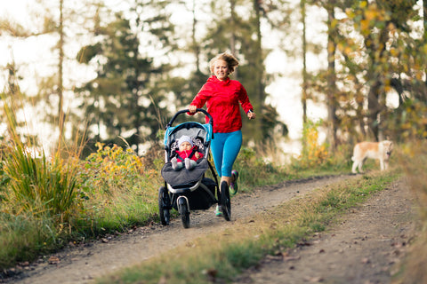 Mommy on the Go: Fitness Tips