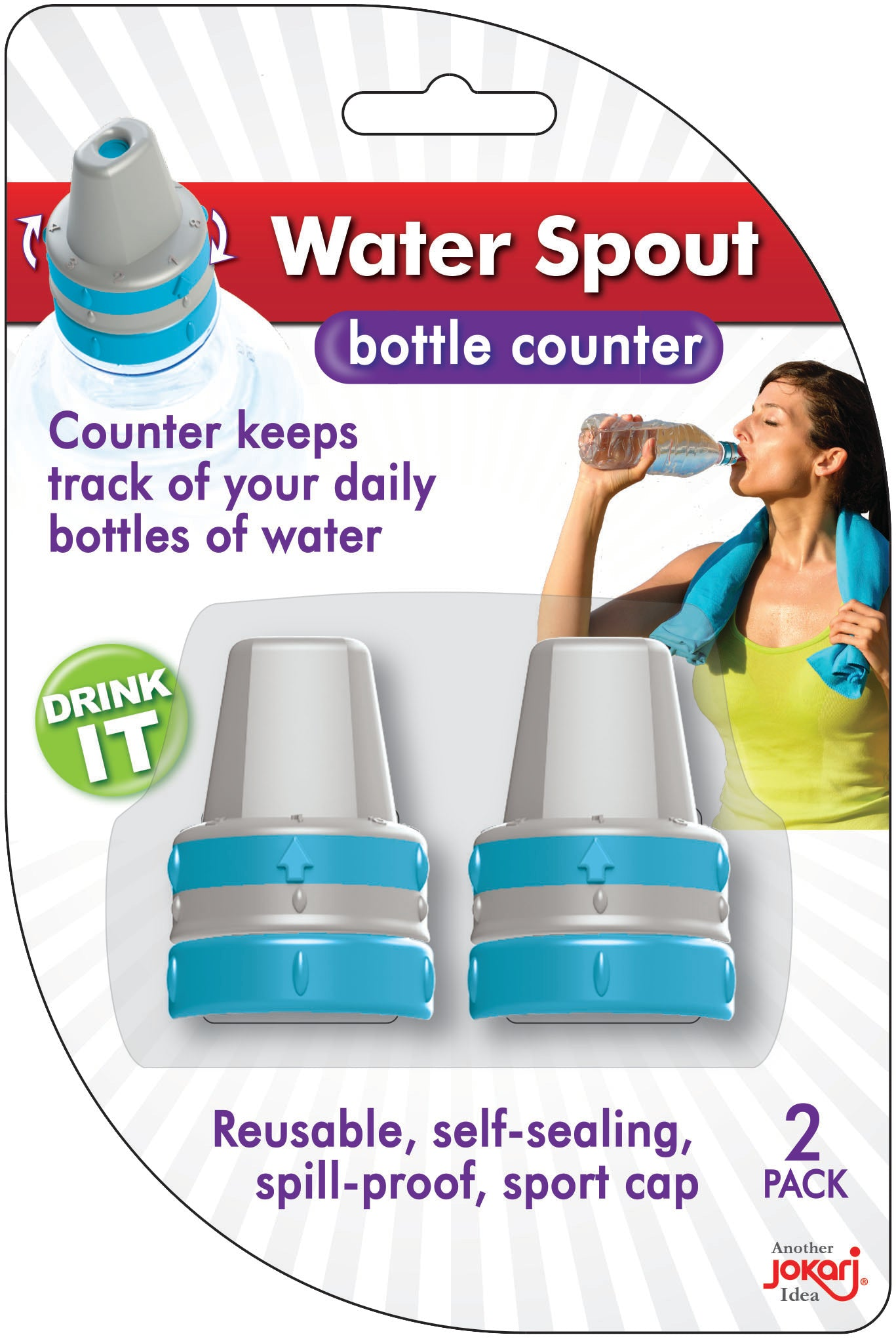 Water Spout, 2 pack