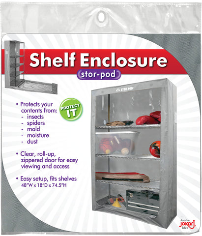 Shelf Enclosure