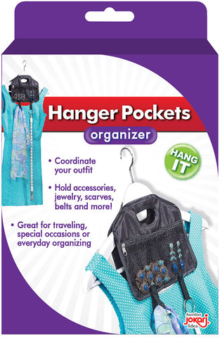 Hanger Pockets