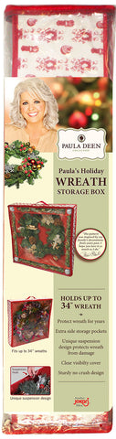 Christmas Wreath Holder - Paula Deen