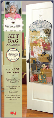 Gift Bag Organizer - Paula Deen Everyday